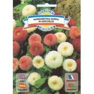 Маргаритка махровая смесь /0,25 г/ *Garden Elite*