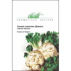 Сельдерей корневой Диамант /0,03 г/ *Профессиональные семена*