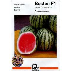 Арбуз Бостон F1 /5 семян/ *АгроПак*