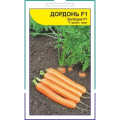Морковь Дордонь F1 /1 г/ *АгроПак*