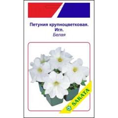Петуния Игл белая /20 семян/ *АгроПак*