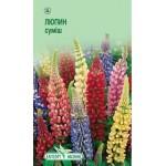 Люпин многолистный смесь /10 семян/ *ЭлитСорт*