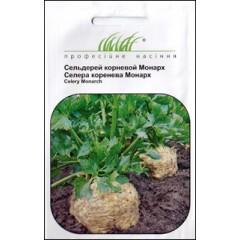 Сельдерей корневой Монарх /0,03 г/ *Профессиональные семена*
