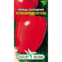 Перец сладкий Красный великан /0,2 г/ *ЭлитСорт*