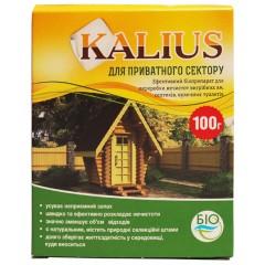 Биопрепарат KALIUS для выгребных ям, септиков и уличных туалетов /100 г/ *Биохим-Сервис*