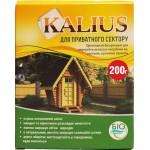 Биопрепарат KALIUS для выгребных ям, септиков и уличных таулетов /200 г/ *Биохим-Сервис*