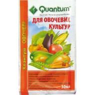 Удобрение Квантум ОВОЩИ /30 мл/ *Биохим-Сервис*