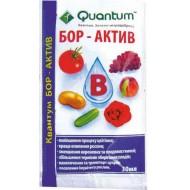 Удобрение Квантум Бор Актив /30 мл/ *Биохим-Сервис*