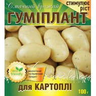 Биостимулятор ГУМИПЛАНТ для КАРТОФЕЛЯ /100 г/ *Добробут*