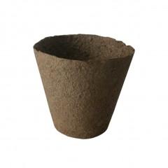 Торфяной горшочек /10 штук Ø100мм h=110мм/ *ДСГ*