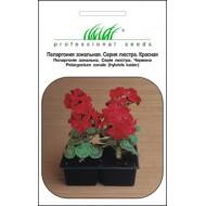 Пеларгония красная /0,04 г/ *Профессиональные семена*