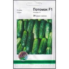 Огурец Потомак F1 /20 семян/ *АгроПак*