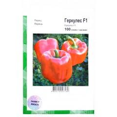 Перец сладкий Геркулес F1 /100 семян/ *АгроПак*