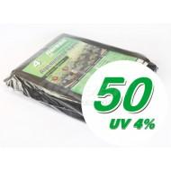 Агроволокно черное, плотность 50 /1,6х10м/ *Agreen*