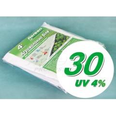 Агроволокно белое, плотность 30 /1,6х10м/ *Agreen*