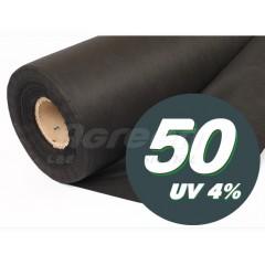 Агроволокно черное, плотность 50 /3,2х50м/ *Agreen*