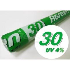 Агроволокно белое, плотность 30 /3,2х50м/ *Agreen*
