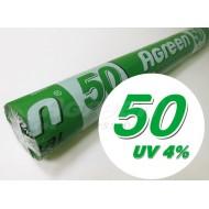 Агроволокно белое, плотность 50 /1,6х100м/ *Agreen*