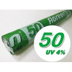 Агроволокно белое, плотность 50 /1,6х50м/ *Agreen*