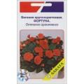 Бегония крупноцветковая Фортуна оттенок оранжевого /10 семян/ *АгроПак*