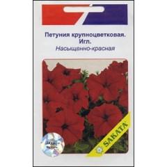 Петуния Игл насыщенно-красная /20 семян/ *АгроПак*