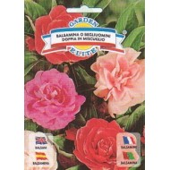 Бальзамин садовый махровый смесь /1 г/ *Garden Elite*