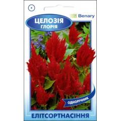 Целозия Глория F1 красная /10 семян/ *ЭлитСорт*