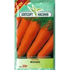 Морковь Флакке /20 г/ *ЭлитСорт*