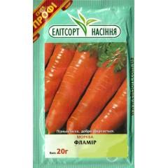 Морковь Фламир /20 г/ *ЭлитСорт*