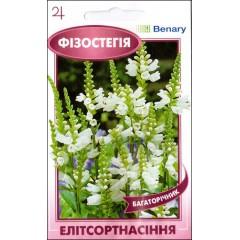 Физостегия виргинская белая /20 семян/ *ЭлитСорт*