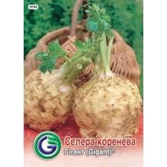 Сельдерей корневой Гигант /3,5 г/ *Galassi sementi*
