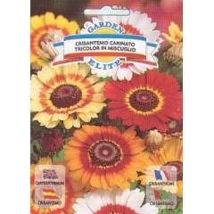 Хризантема карината Трехцветная смесь /1,5 г/ *Garden Elite*