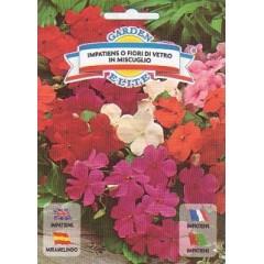 Бальзамин Оконные цветы смесь /0,3 г/ *Garden Elite*