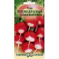 Редис Розово-красный с белым кончиком /3 г/ *Гавриш*
