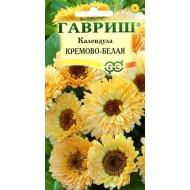Календула Кремово-белая /0,3 г/ *Гавриш*