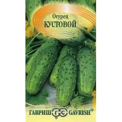 Огурец Кустовой /0,5 г/ *Гавриш*