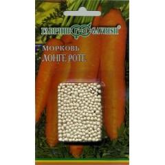 Морковь гранулированная Лонге Роте (Бессердцевинная) /300 семян/ *Гавриш*