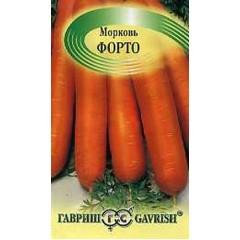 Морковь Форто /2 г/ *Гавриш*