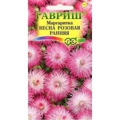 Маргаритка Весна розовая ранняя /0,05 г/ *Гавриш*
