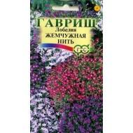 Лобелия Жемчужная нить /0,05 г/ *Гавриш*