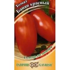 Томат Банан красный /0,1 г/ *Гавриш*