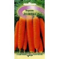 Морковь Долянка /2 г/ *Гавриш*