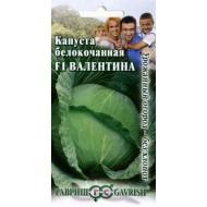 Капуста белокочанная Валентина F1 /0,1 г/ *Гавриш*