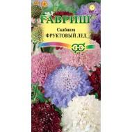 Скабиоза пурпурная Фруктовый лед смесь /0,3 г/ *Гавриш*