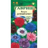 Василек Дачный букет смесь /1 г/ *Гавриш*