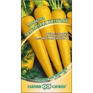 Морковь Мармелад желтый /150 семян/ *Гавриш*