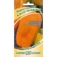 Перец сладкий Какаду оранжевый /10 семян/ *Гавриш*