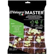 Удобрение МАСТЕР для рассады овощей и цветов универсал /25 г/ *Valagro*