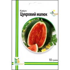 Арбуз Сахарный малыш /10 г/ *Империя Семян*