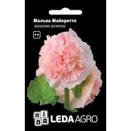 Мальва Майоретте розовая /0,2 г/ *LedaAgro*